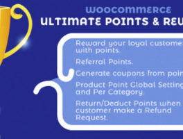 Plugin para incluir premios y puntos en WooCommerce