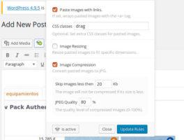 Plugin para Copiar y Pegar Imágenes en WordPress en Tiempo Record