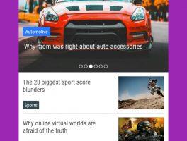 Plugin para incluir una app Móvil Nativa para WordPress