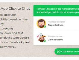 10 Mejores plugins de WhatsApp (gratuito y premium)